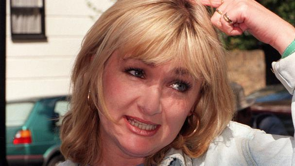 Caroline Aherne had battled lung cancer