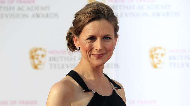 Katie Derham admitted she hung up her dancing shoes after December's Strictly Come Dancing final when she was partnered with Anton Du Beke