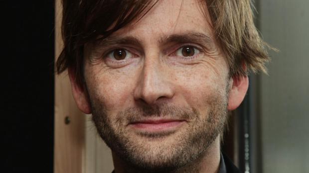 David Tennant was awarded an honorary drama doctorate from the Royal Conservatoire of Scotland