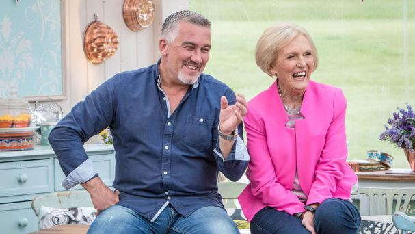 Paul Hollywood and Mary Berry will welcome back four bakers from previous series in each episode to tackle three seasonal challenges (BBC/PA)