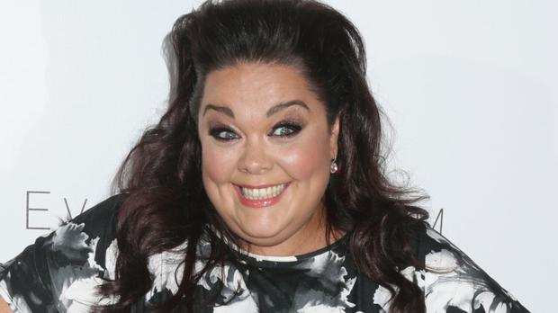 Lisa Riley gave up drinking alcohol