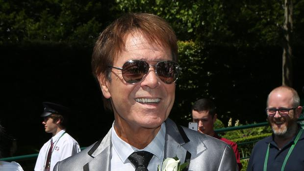 Sir Cliff Richard's apartment in Berkshire was searched by police in August 2014
