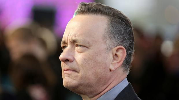 Tom Hanks paid an emotional tribute to his late mother