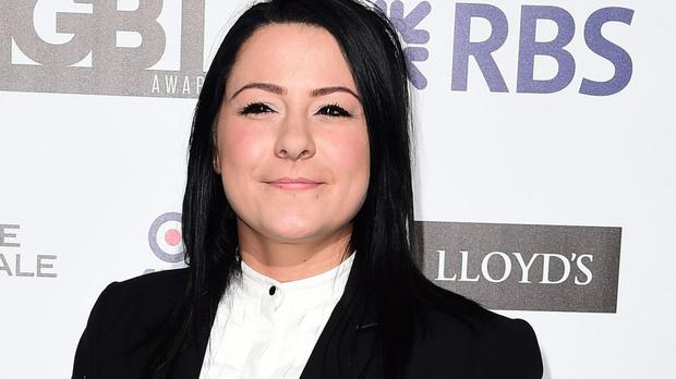Lucy Spraggan competed in The X Factor in 2012