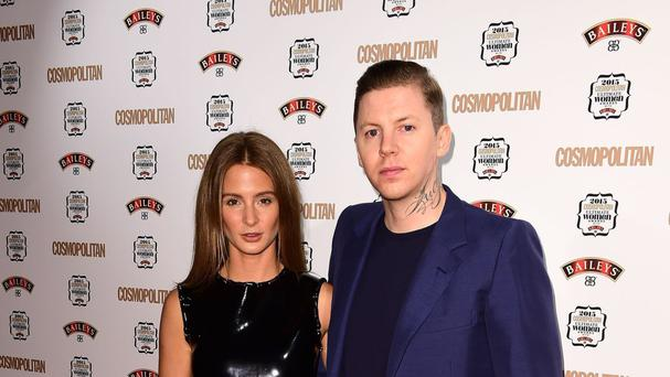 Professor Green says he wants to keep his divorce 'private'