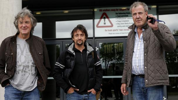 The Grand Tour with James May, Richard Hammond and Jeremy Clarkson is due to air in autumn.