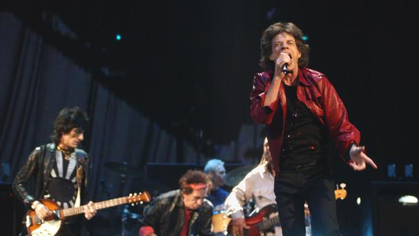 Sir Mick Jagger's girlfriend is pregnant with the rock star's eighth child