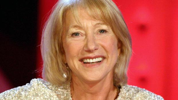 Dame Helen Mirren first made the Prime Suspect character famous