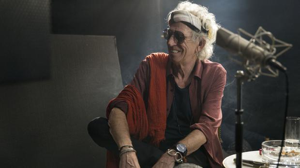 Keith Richards talks about growing up in post-war Britain in a new BBC documentary