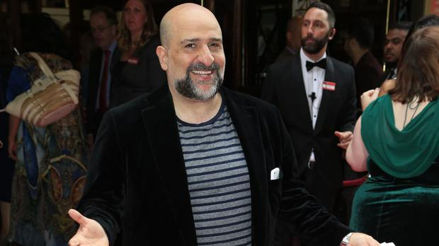 Omid Djalili has organised an Edinburgh Fringe show which will see the Chilcot report on the Iraq war read out in full