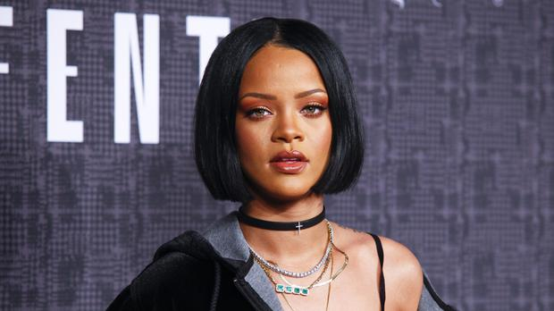 Rihanna is joining the cast of the TV show Bates Motel, she announced in a video posted on Twitter (AP)