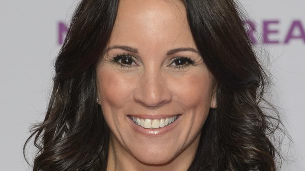 Loose Women star Andrea McLean said boyfriend Nick Feeney was terrified of meeting the show's other panellists