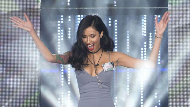 Evelyn Ellis walked out of the Big Brother house a couple of days before the finale - but then returned
