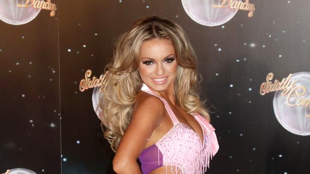 Ola Jordan was on Strictly Come Dancing for 10 consecutive series