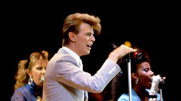 David Bowie, who died of cancer in January, aged 69