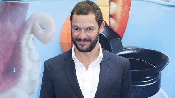 Dominic West says he was irritated at being pigeon-holed as an