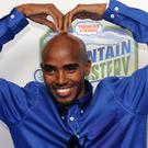 Mo Farah credits his austere childhood with giving him the drive to succeed