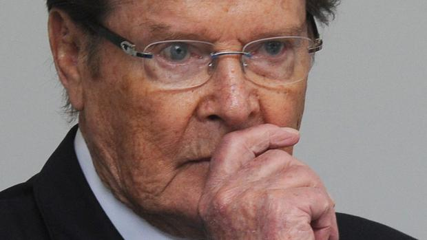 Sir Roger Moore has paid tribute to step-daughter Christina following her death