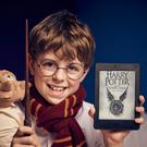Toby L'Estrange, a 10-year-old speed reading prodigy, who has been challenged by Amazon to post the first review of Harry Potter and The Cursed Child (parts 1 and 2)