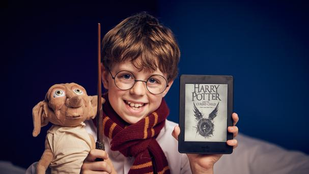 'Harry Potter and The Cursed Child' script breaks pre-order records