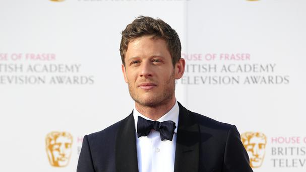 War and Peace star James Norton