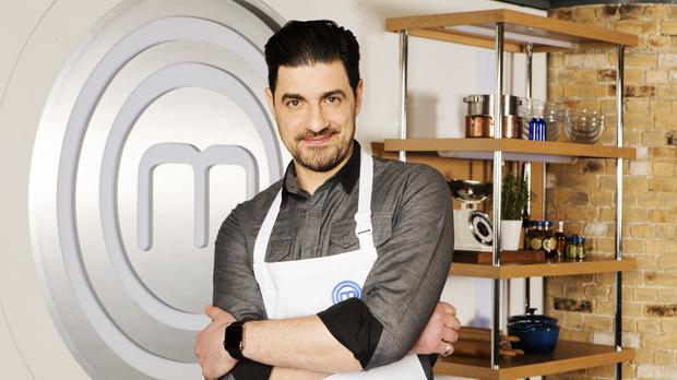 Alexis Conran is among those in the Celebrity Masterchef final (BBC)