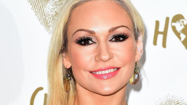 Kristina Rihanoff and partner Ben Cohen have named their baby daughter Milena