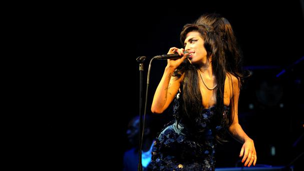 Amy Winehouse died of alcohol poisoning five years ago after a long battle with drug addiction