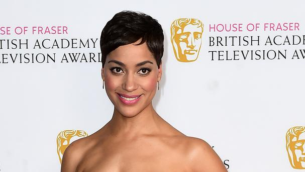 Cush Jumbo said she could find more work in the US because there were more options there
