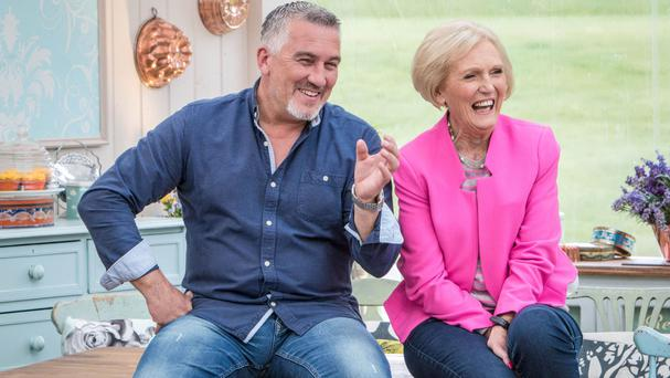 Paul Hollywood and Mary Berry will return on The Great British Bake Off in a few weeks' time