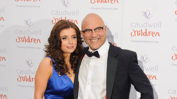 Gregg Wallace has got married to Anne-Marie Sterpini