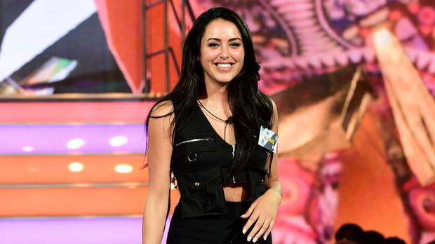 Marnie Simpson is up for eviction