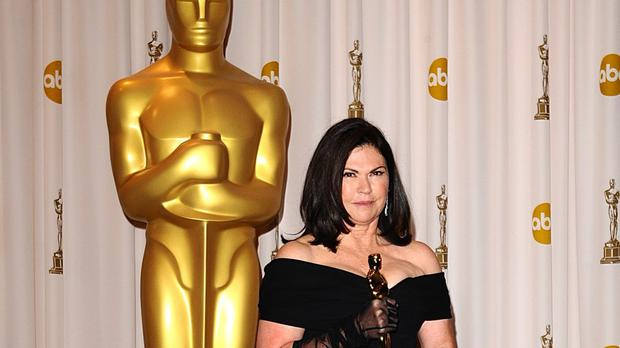 Colleen Atwood at the Oscars