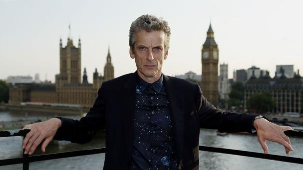 Doctor Who star Peter Capaldi is campaigning for the Amazon.
