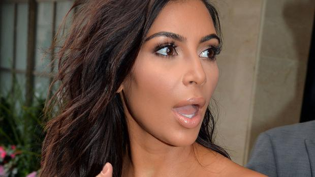 Kim Kardashian admits to getting bum injections (but it's
