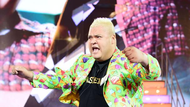 Heavy D was the fourth contestant to be evicted from CBB