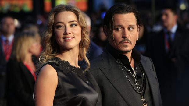 Amber Heard will give to the charity the money she received from Johnny Depp in their divorce settlement