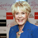 TV presenter Gloria Hunniford