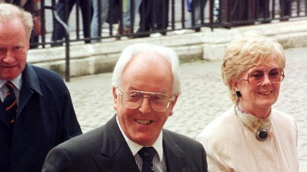 Lord Rix pictured in 1997