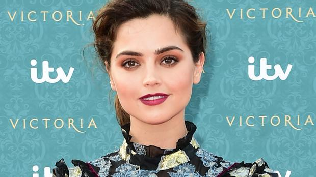 Jenna Coleman plays a younger, sexier Queen Victoria