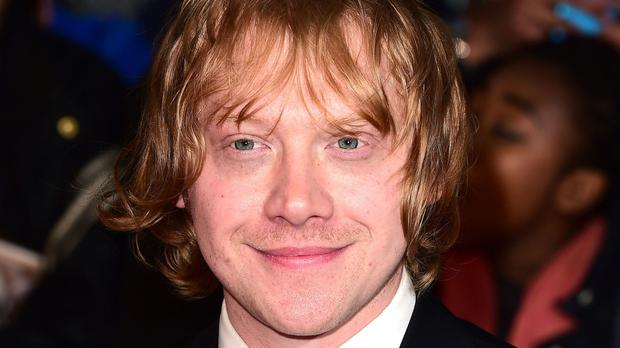 Rupert Grint is starring in a remake of Guy Ritchie's film Snatch