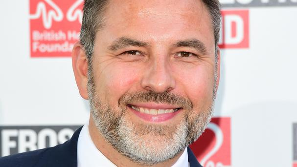 David Walliams will host a one-off edition of Blankety Blank at Christmas