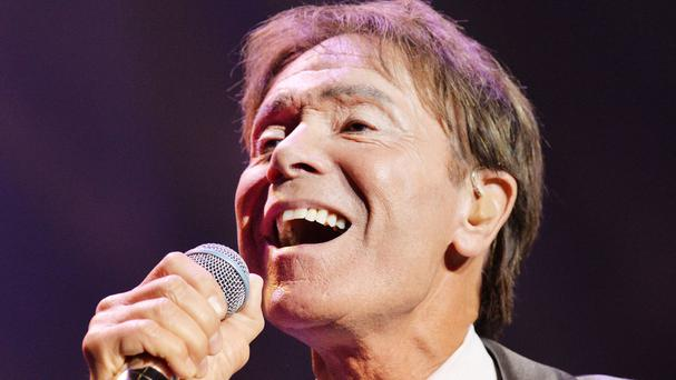 Sir Cliff Richard said he is back to his best