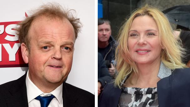 Toby Jones and Kim Cattrall will star in the adaptation of Agatha Christie's The Witness For The Prosecution