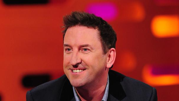 The new series will see the return of Lee, played by Lee Mack, pictured, and Lucy, played by Sally Bretton