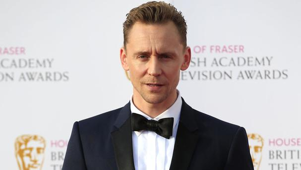 Tom Hiddleston appeared in Casualty years before he starred in this year's TV hit The Night Manager