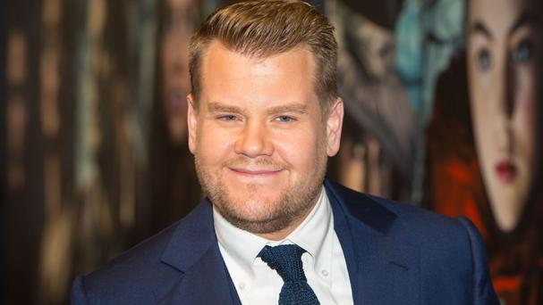 James Corden opened up about struggling to break into the industry when he was an unknown