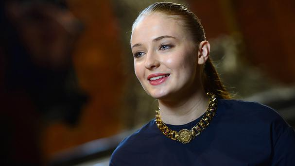 The Sky content chief was quizzed about the rape of Game Of Thrones's Sansa Stark, played by Sophie Turner