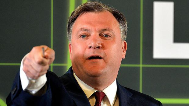 Ed Balls found the Cha-cha-cha a 'nightmare' as he rehearsed for Strictly Come Dancing