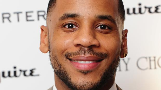 Reggie Yates has won an award at the Edinburgh International TV Festival